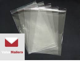 Poly Bags Cello opp clear