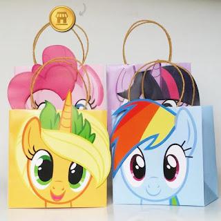 MLP Fake Gift Bags