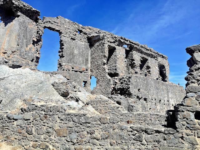Aldeia Histórica de Castelo Rodrigo, TORRE DE MENAGEM CASTELO RODRIGO