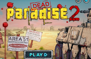 Dead Paradise 2 Action Racing Games