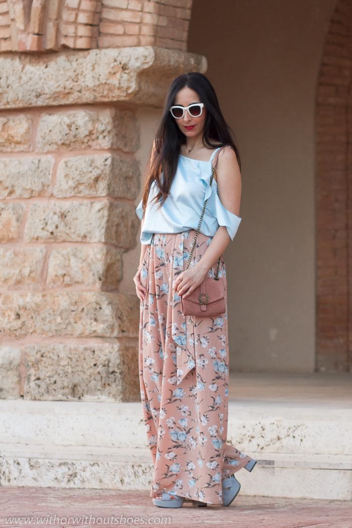 Influencer Blogger de moda consejos para vestir tendencias de la temporada