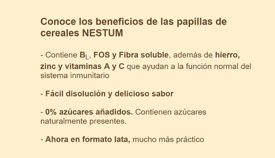 Cereales Nestle Nestum Éxpert