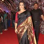 Vidya balan at 18th Annual Colors Screen Awards