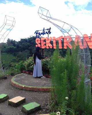 Foto Sign Board Bukit Sekitran Janggan Poncol