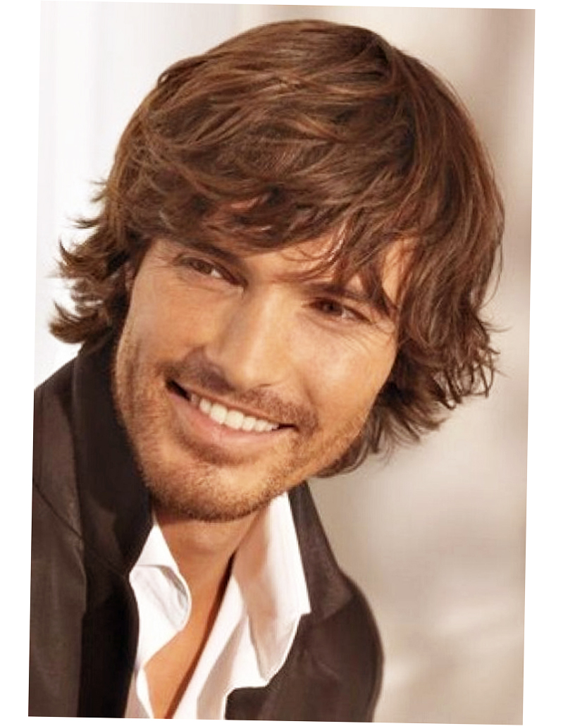 23 Excellent Long Hairstyle 2016 Mens Images Hair Style