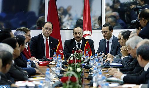 محمد الأعرج يدعو إلى وضع خارطة طريق مشتركة لمواجهة التحديات المطروحة على منظومة التعليم العالي في المغرب وتونس