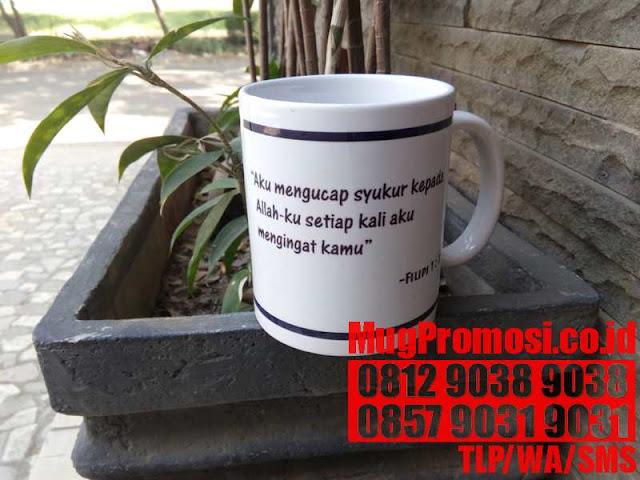 HARGA SOUVENIR MUG JAKARTA