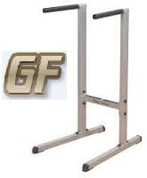 dip bar grip alat fitnes