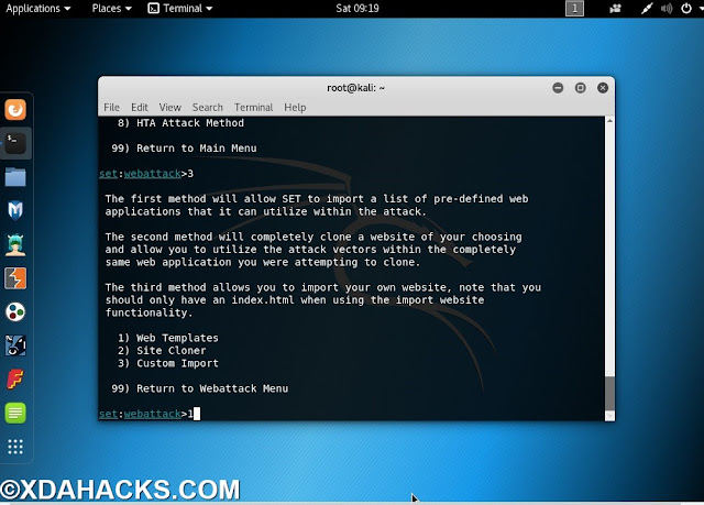 SETOOLKIT - Kali Linux Tool Full Tutorial 2018