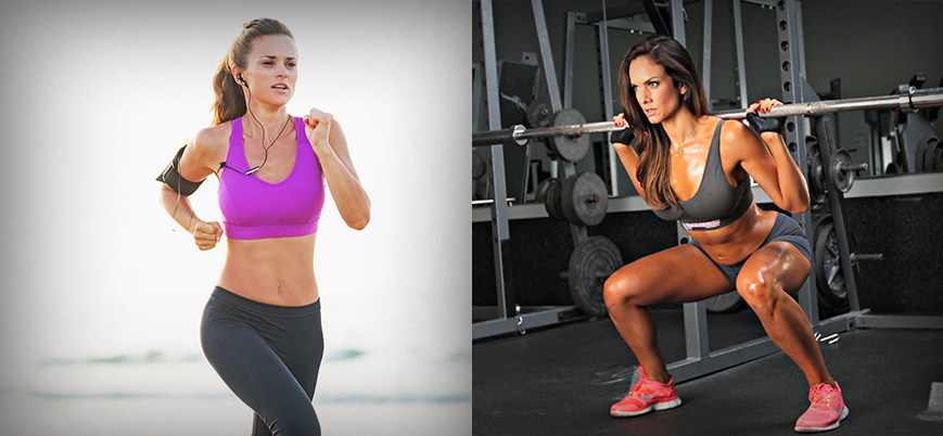 Cardio Vs Lift Weights Which Is Better To Burn Fat Fitness Yoga