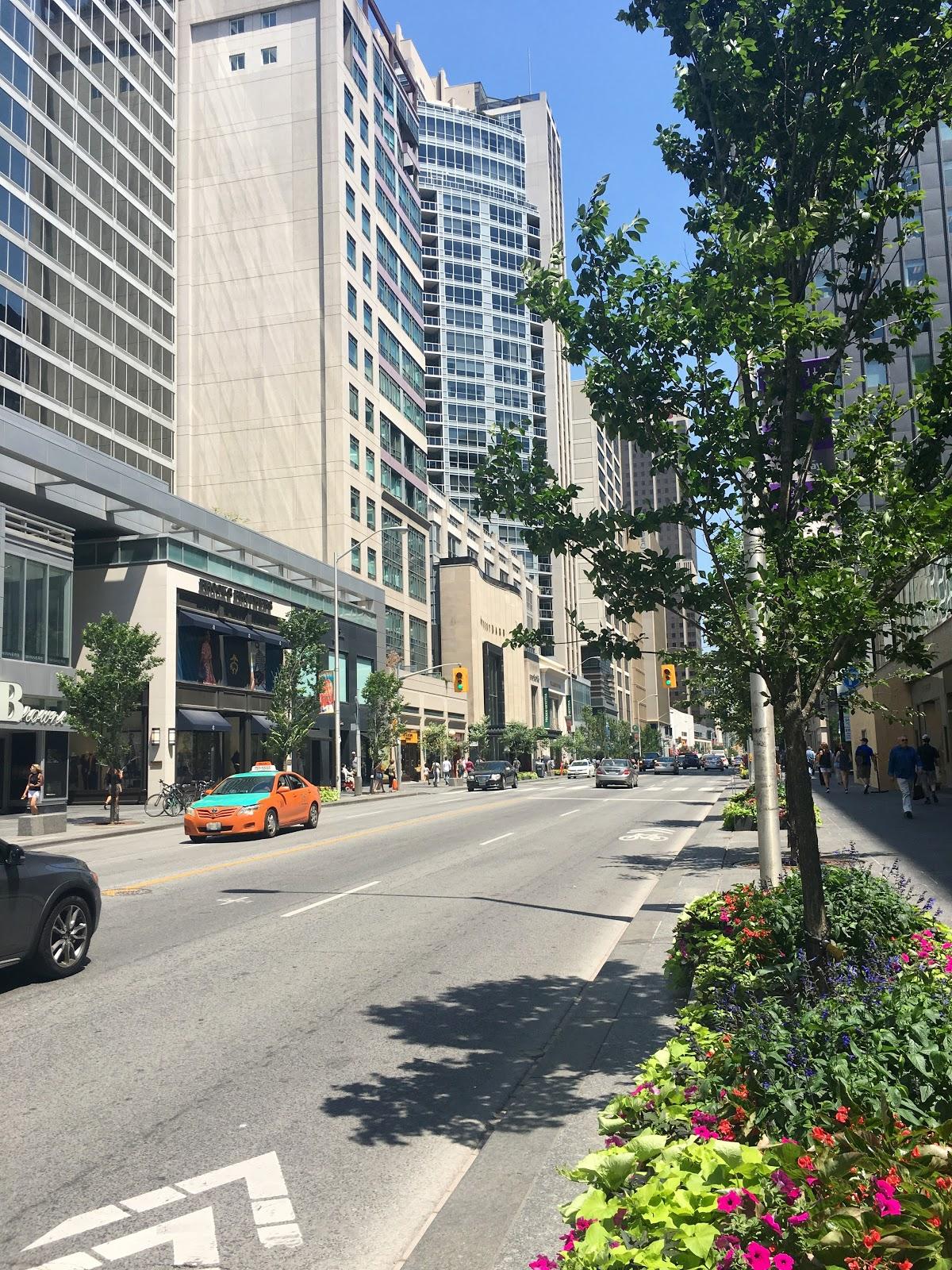 Toronto Bloor street | Akinokiki