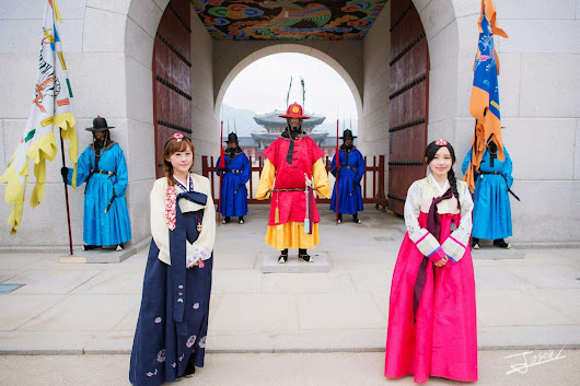 Special Hanbok Experience in Seoul, Korea