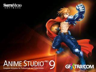 Anime Studio Pro 9 Download