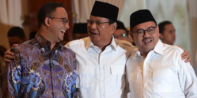 Anies Doakan Sudirman Said Segera Berseragam Gubernur