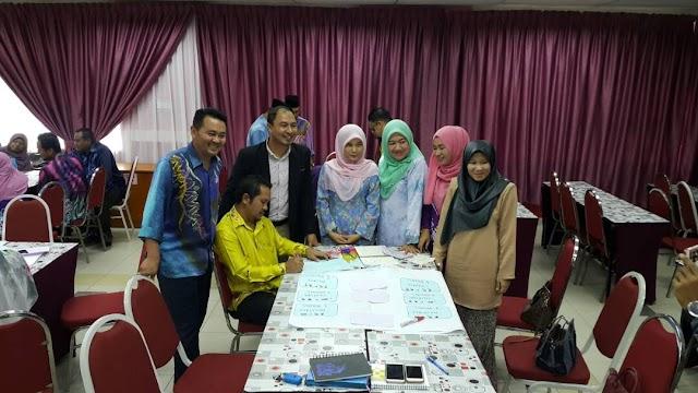 Perkongsian PAK21 di MRSM Kubang Pasu