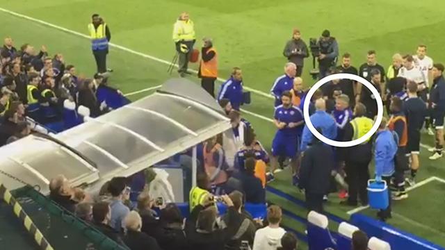 [Video] Panasnya Laga Chelsea vs Tottenham