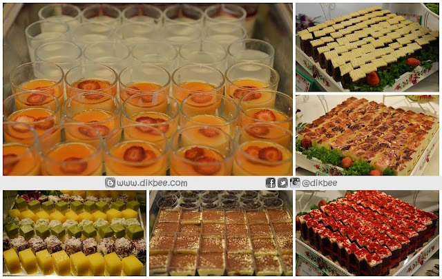 Buffet Ramadhan 2016 : Bangi Golf Resort Restaurant