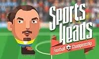 Kafa Topu Sporları:Futbol Şampiyonası - Sports Heads:Football Championship