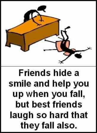 Funny Quotes About Friendship And Laughter Interesting Friendshipfunnyquotes