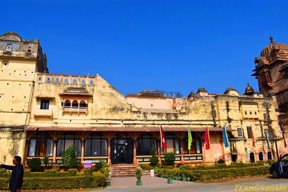 Hotel Sheesh Mahal, Orchha