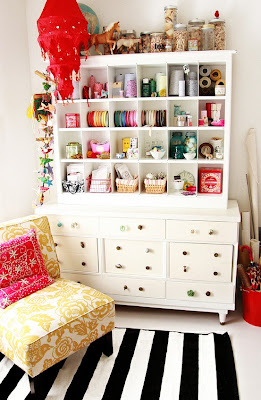 16395986113124226 C0R5dUF7 c Craft Room Delights | Debee Ruiz Brightly Coloured Studio Space