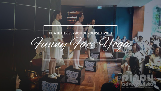 Be a Better Version of Yourself with Funny Face Yoga