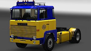 ASG Transport Spedition skin for Scania 1 Series