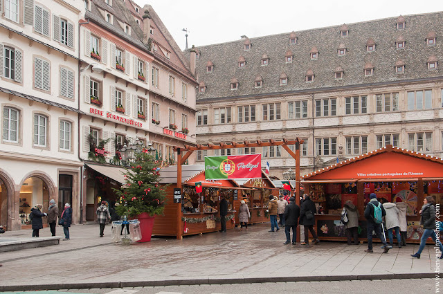 Estrasburgo Plaza Gutenberg