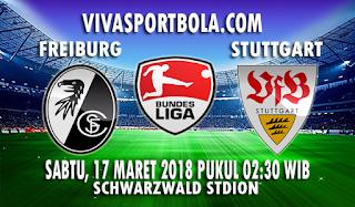 Prediksi Freiburg vs Stuttgart 17 Maret 2018
