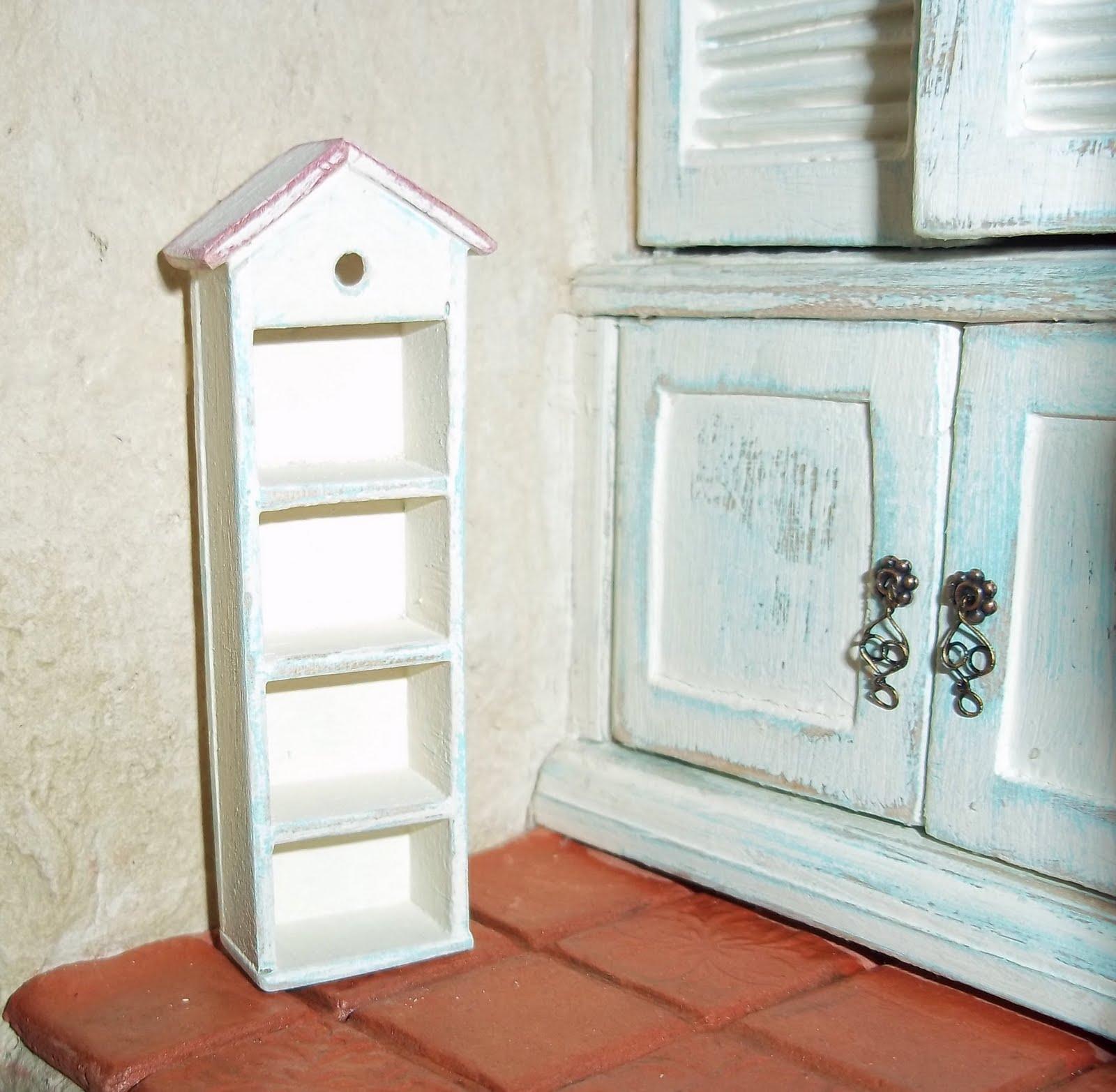 Nataliegayleminiatures Mini Shelf Unit