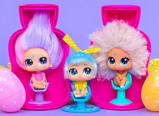 Куклы Hairdooz: любительницы салона красоты и необычных причесок