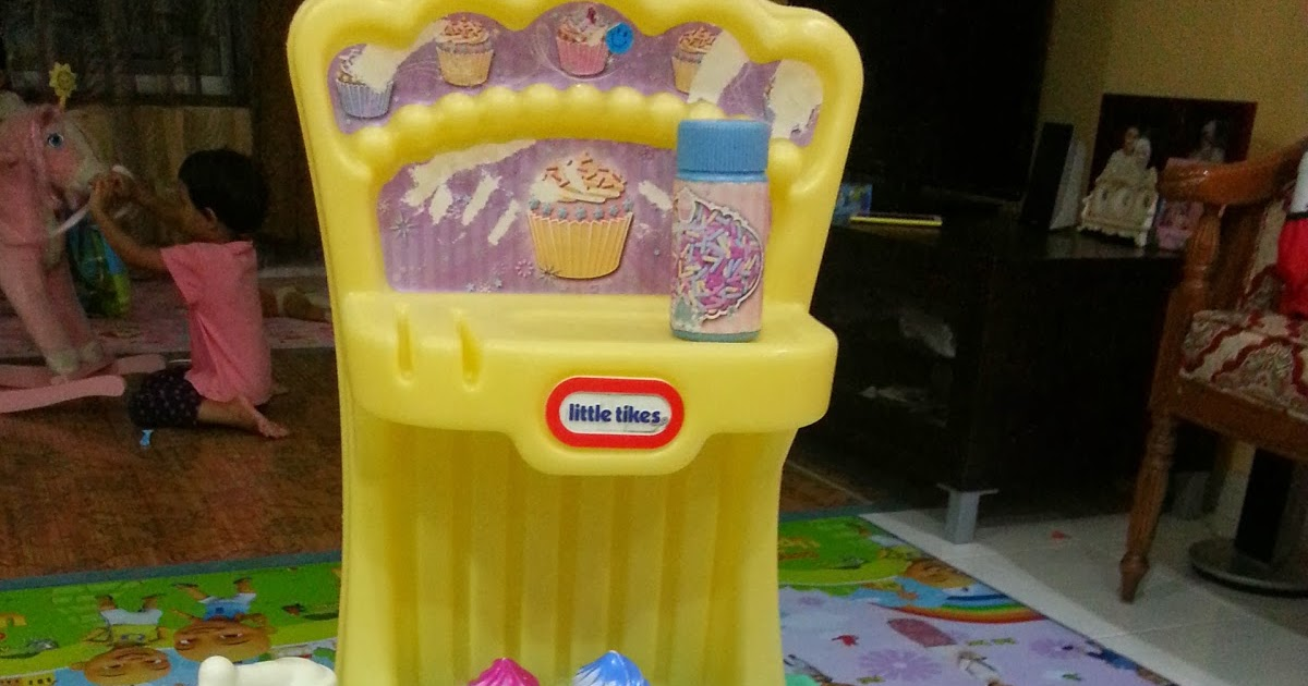 Mybundletoys2 Little Tikes Cupcake Kitchen Sold
