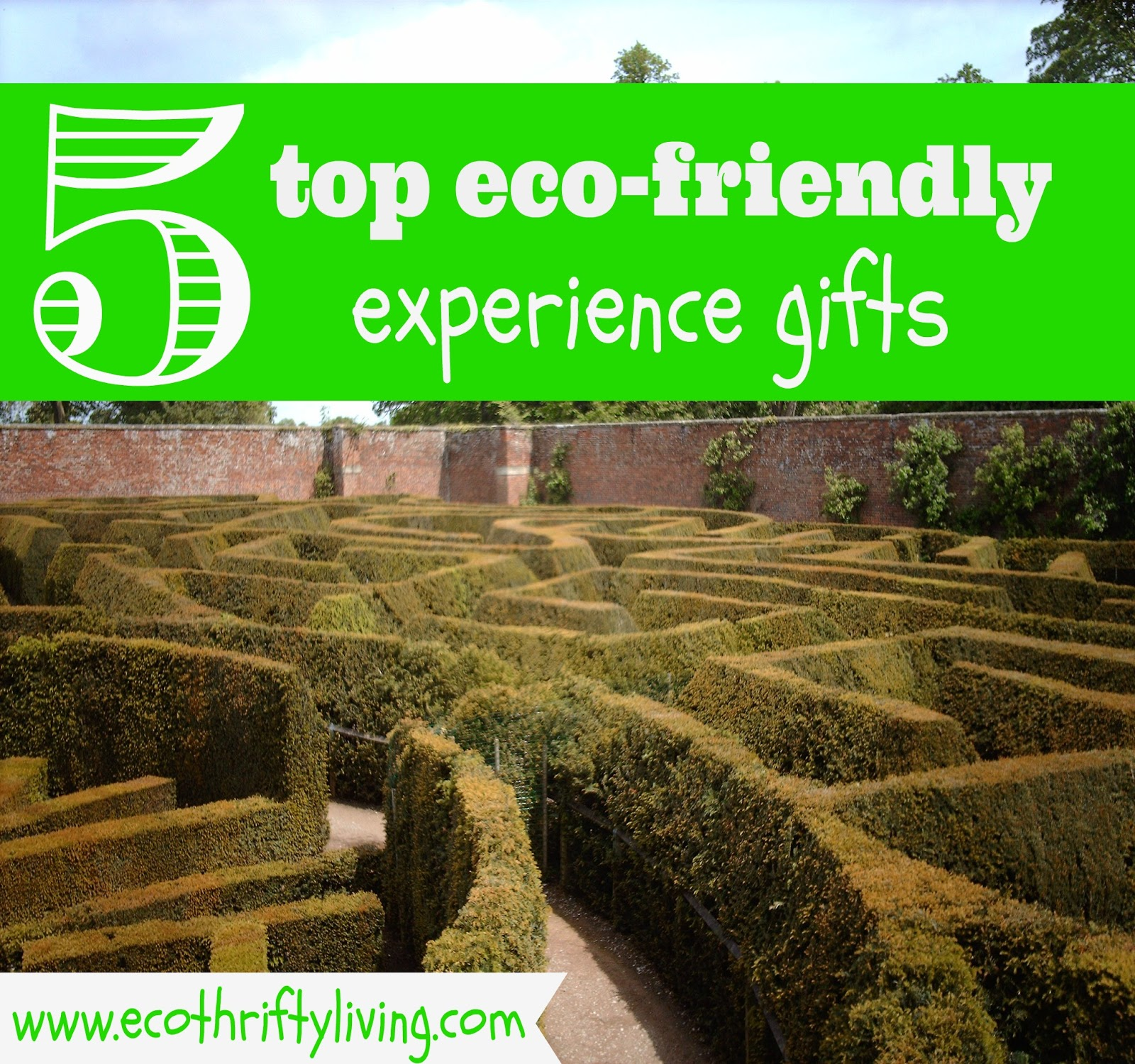 5 top eco-friendly experience gifts for families and couples this ...