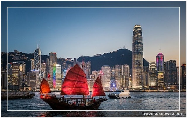 Hong Kong - Top 9 Best Places to Travel in Asia At Least Once