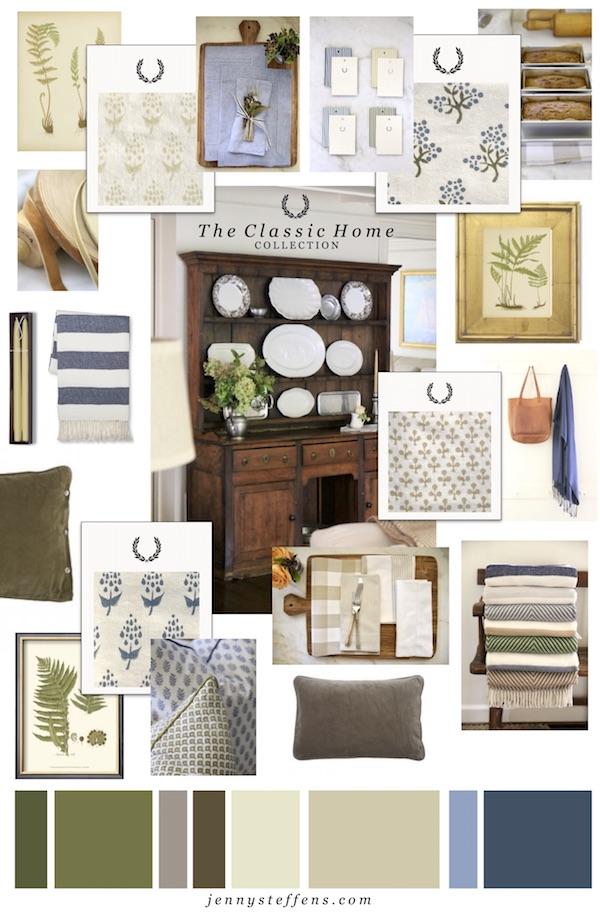 jenny steffens hobick the classic home collection On classic home collection