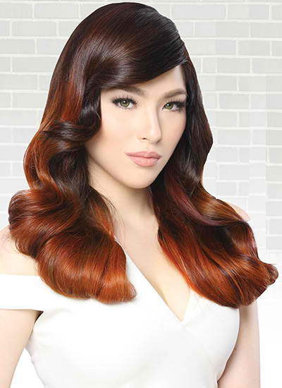 Fan Mail Fridays 5 Flattering Hair Colors For Chinitas The Beauty Junkee