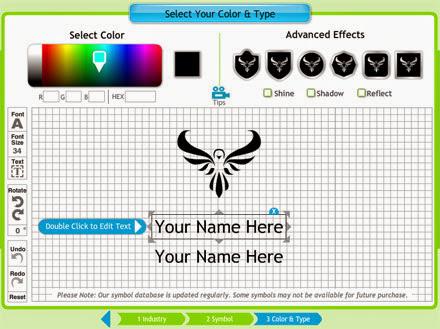 5 siti per creare un logo per azienda o sito web for Logo sito web
