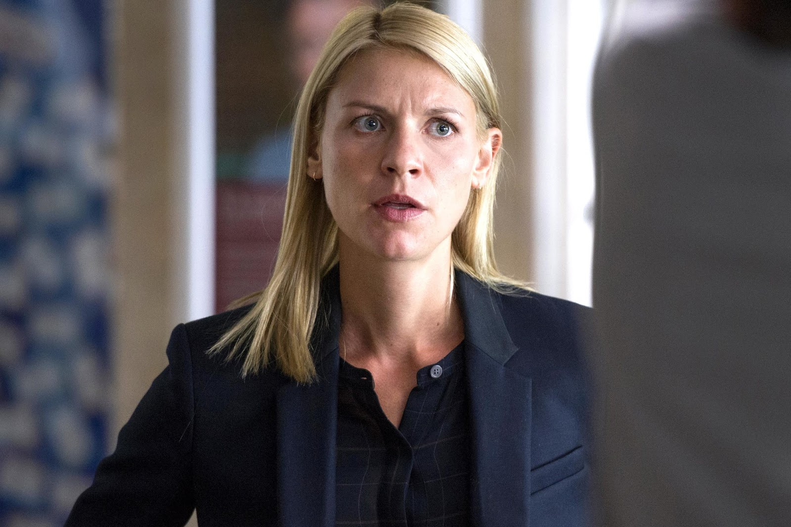 Carrie Mathison en el episodio 6x10 de 'Homeland'