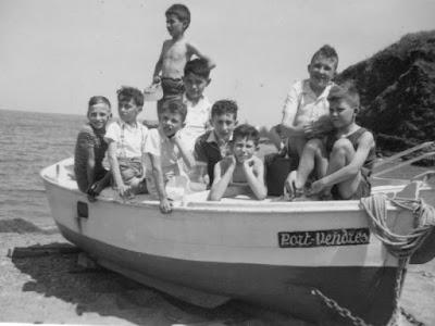 Classe de garçons de M. Galy, 1949 (l'Indépendant)