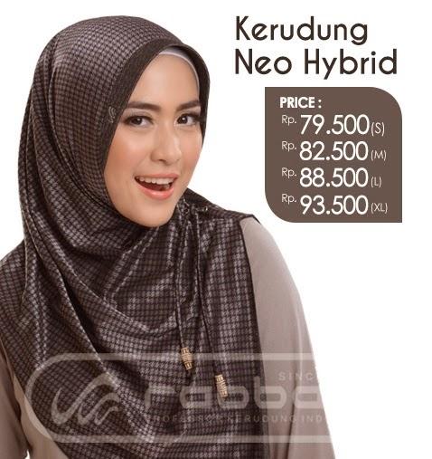 Model Jilbab Rabbani Terbaru 2015 Dan Harganya