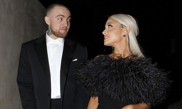 Ariana Grande Says She Misses Late Ex Mac Miller