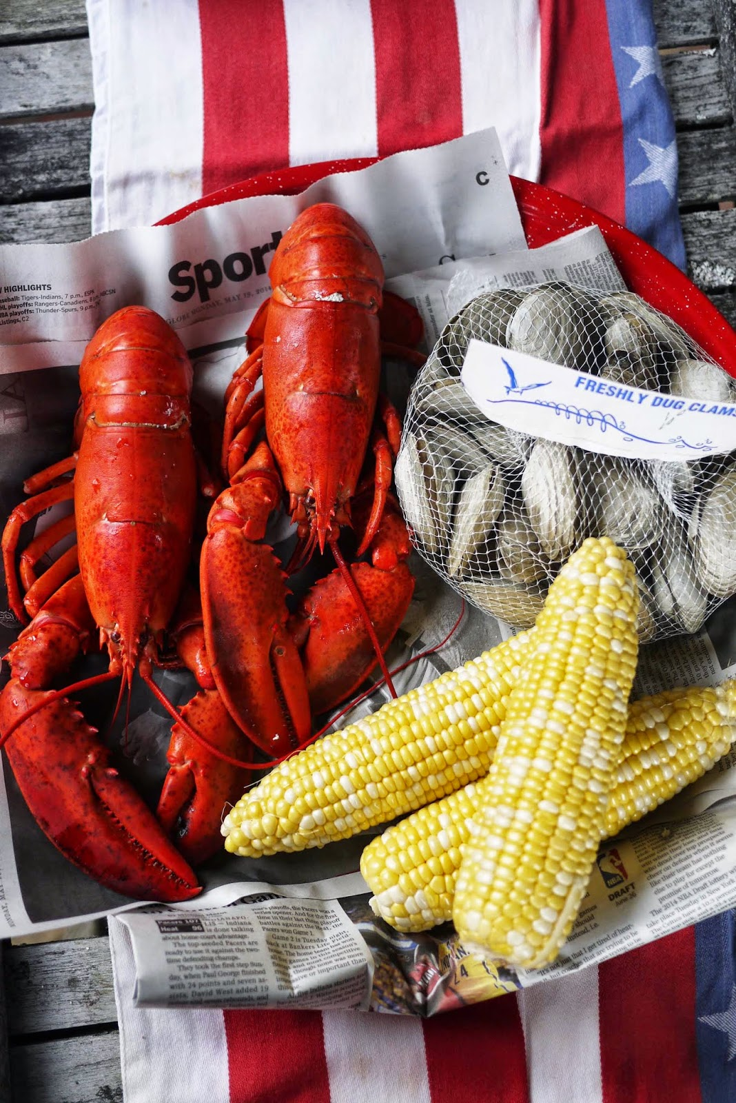 Comment Ranger Ma Cuisine new england lobster roll recipe - the buggy blog