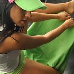Andrea Rincon – Selena Spice – Cachetero Verde Foto 56