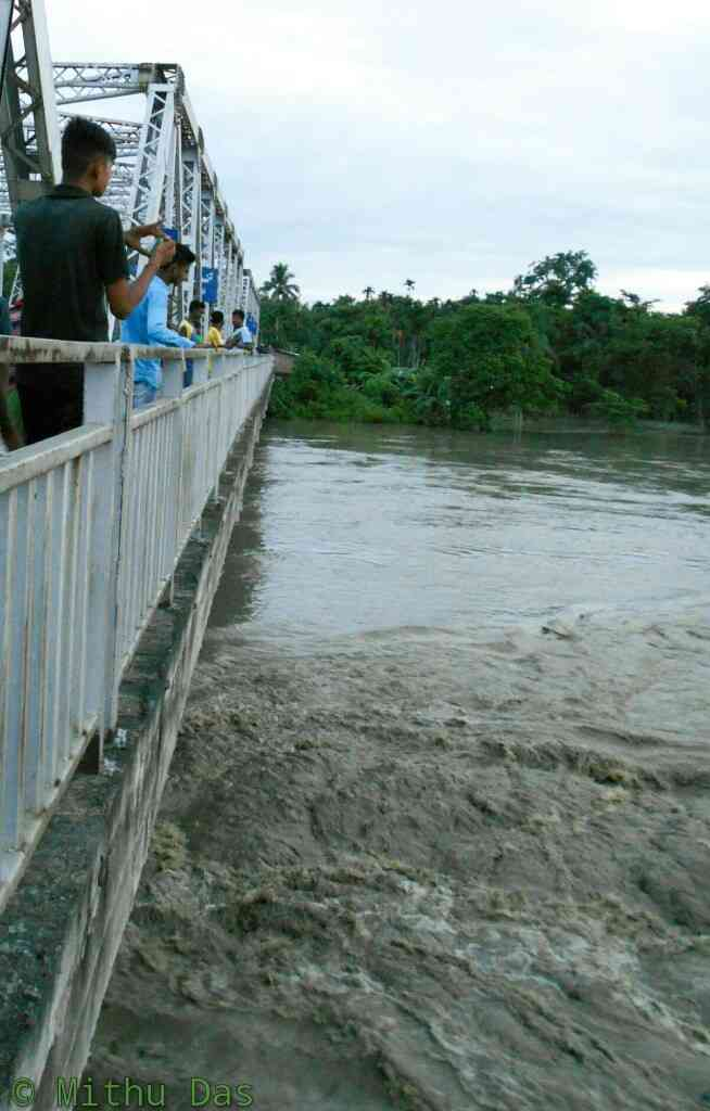 The Dhansiri Bridge, Golaghat