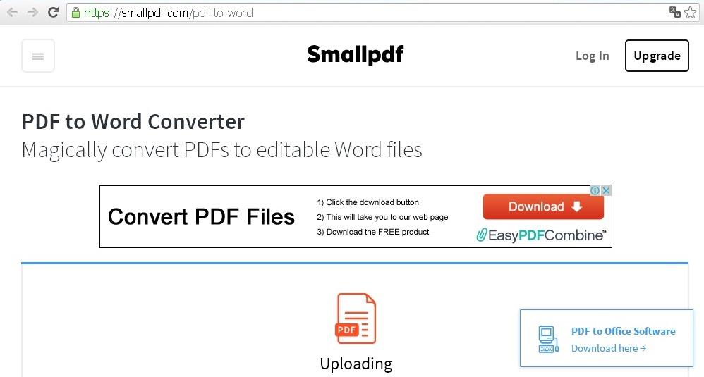 Merubah File PDF ke Word Gratis
