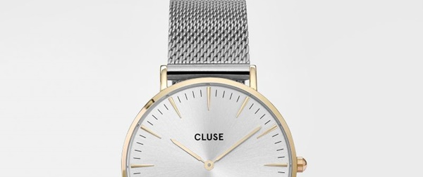 Time for a new Cluse Watch - www.josieslittlewonderland.de - cluse rabatt code, cluse la bohéme, bicolor watch