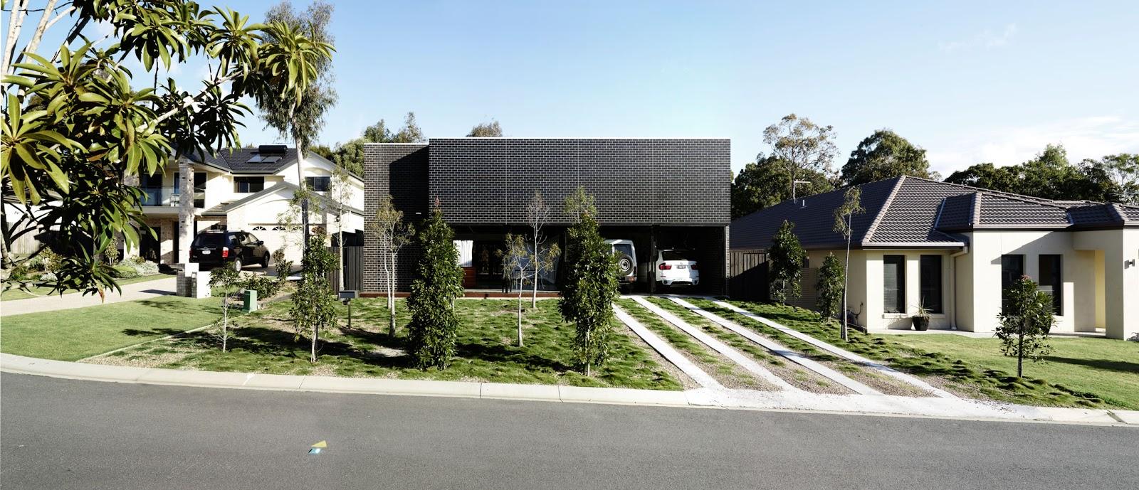 Simplicity Love Bisley Place House Australia James