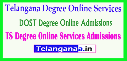 Telangana University Degree Online Admissions 2018 dost.cgg.gov.in Degree Online Services Telangana
