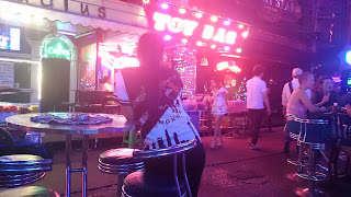Soi Cowboy - Red Light Zone in Bangkok