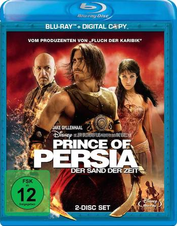 Prince of Persia – The Sands of Time 2010 Dual Audio Hindi 720p BluRay 800mb